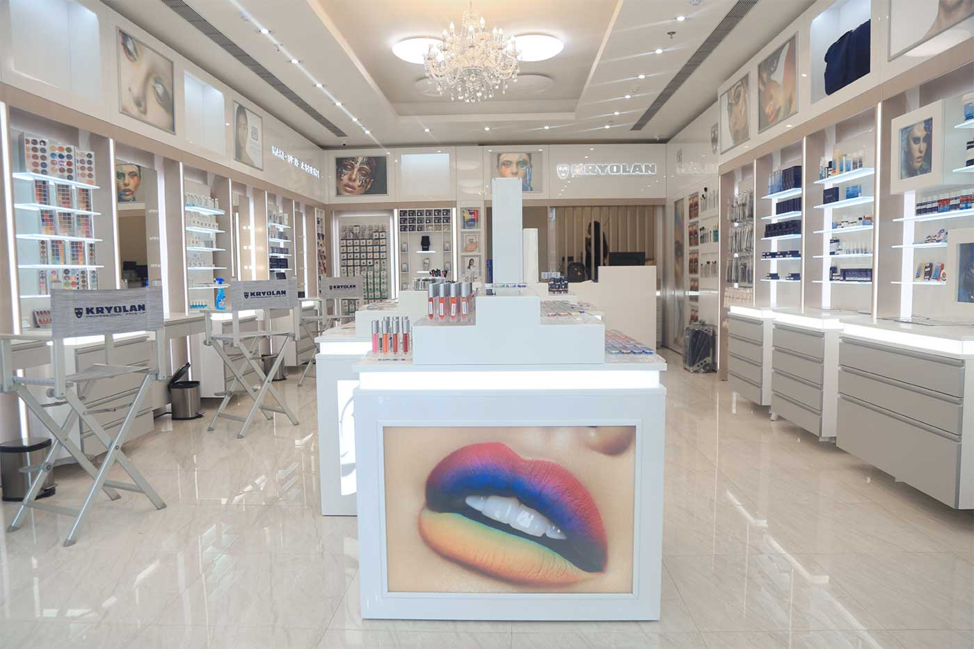 Kryolan to deliver products across India