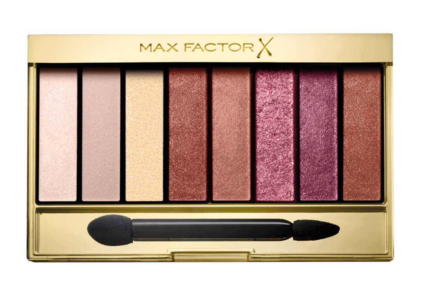Become a pro at eye make-up with Max Factor