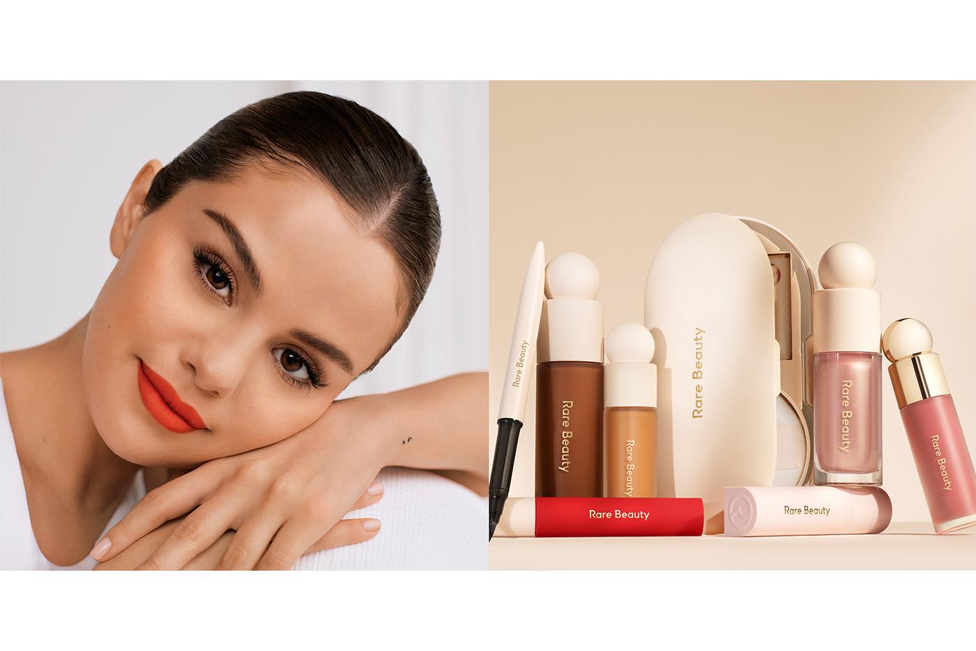 Selena Gomez launches beauty brand- Rare Beauty