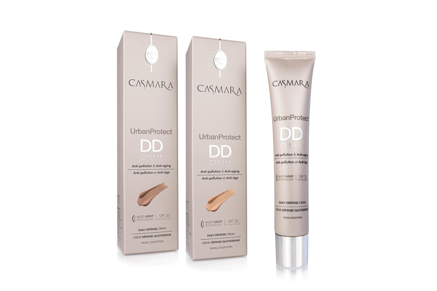 Skin-Prevention with Casmara's DD cream