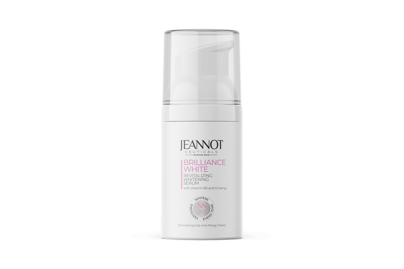 Jeannot Ceuticals presents serum for clear skin