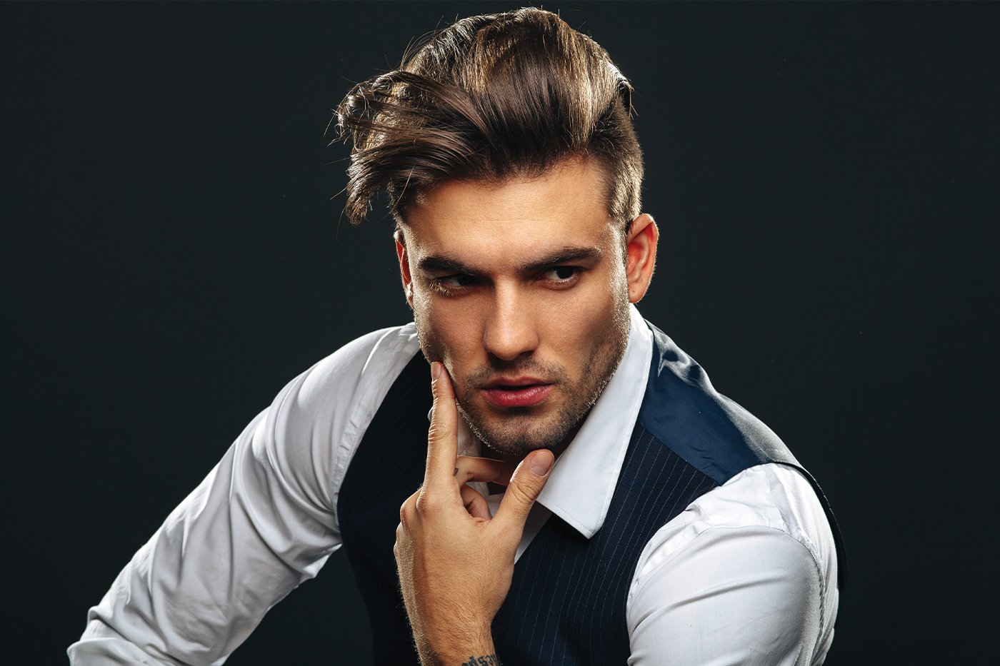 18 Hairstyles for Stylish Grooms