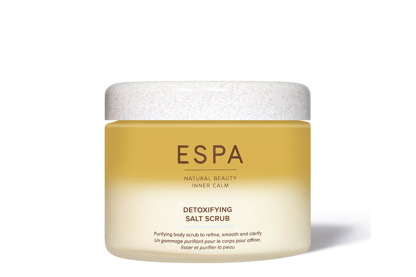 Body relaxation and healing with ESPA