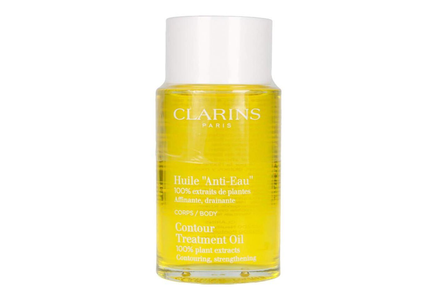 Pamper your clients with Clarins body treatment oil