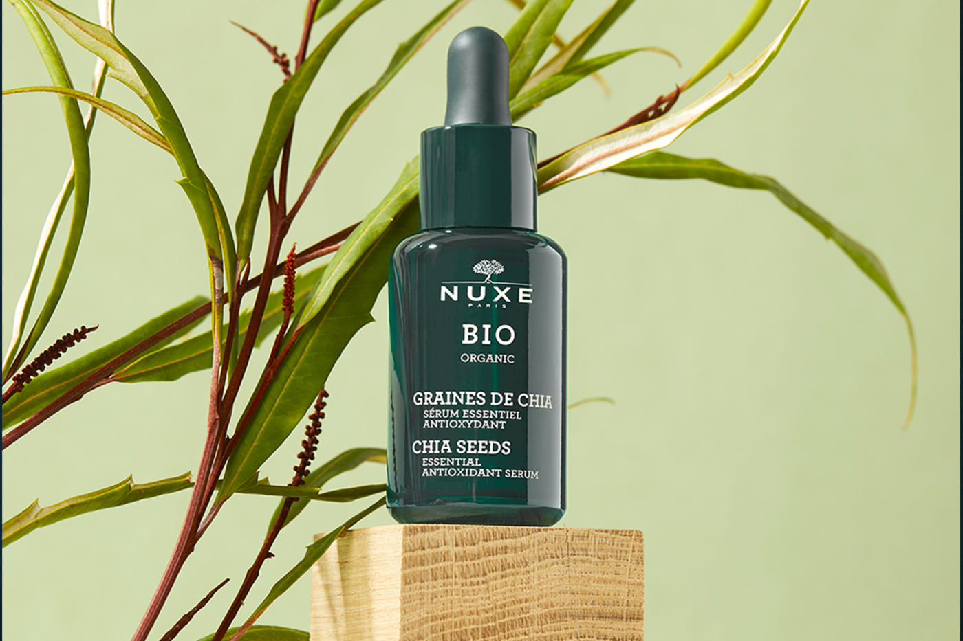 Nuxe launches organic skincare