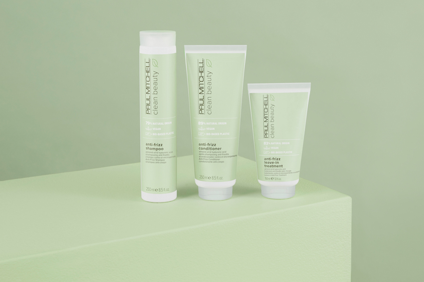 Paul Mitchell launches clean hair-care line