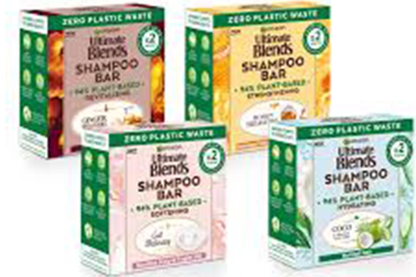 L'Oréal to launch green Garnier shampoo bars