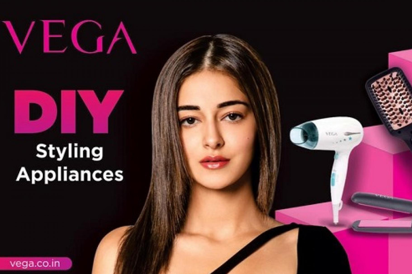 Ananya Panday is now the face of Vega