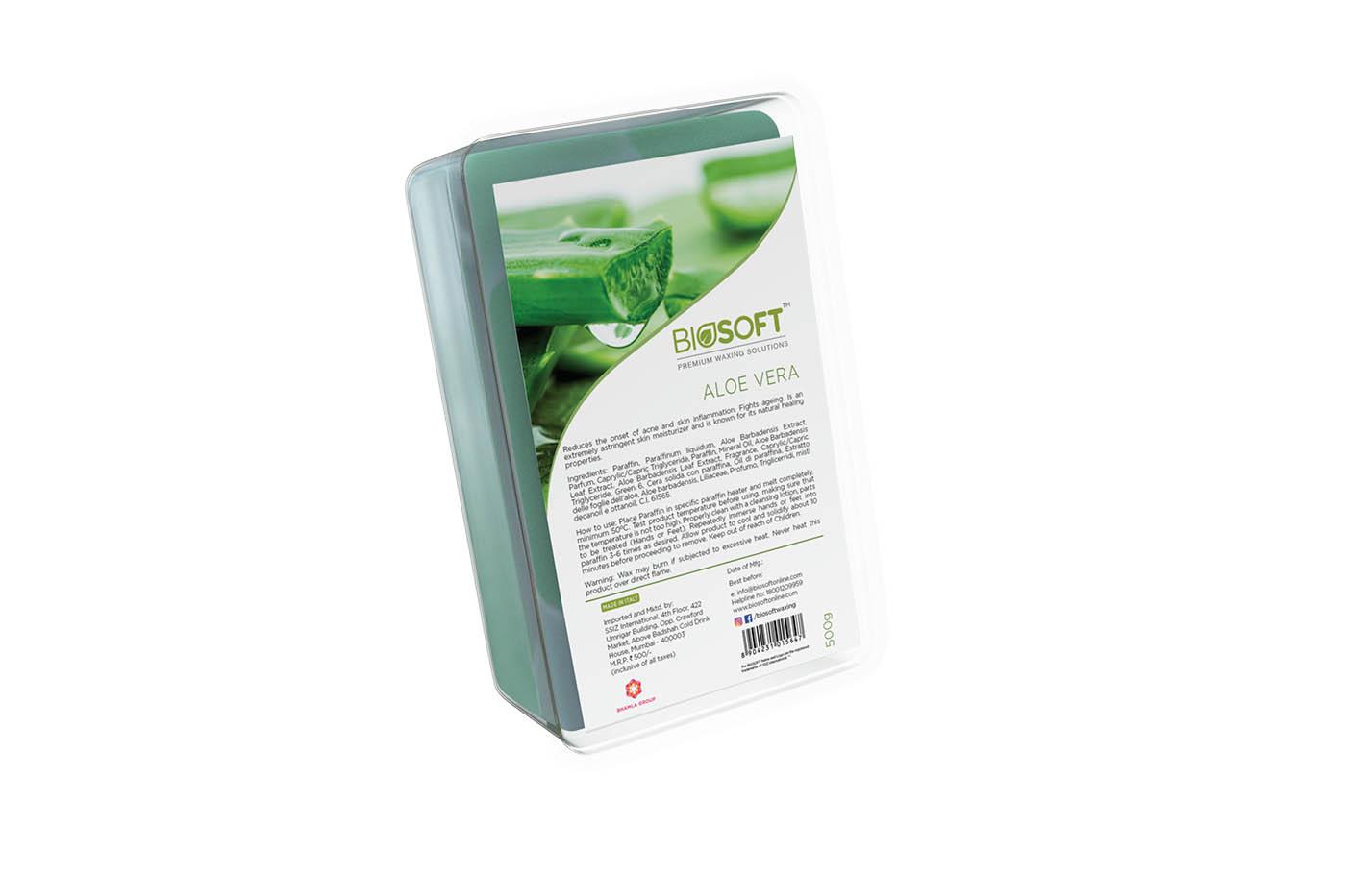 Healthy and nourishing skin with Biosoft