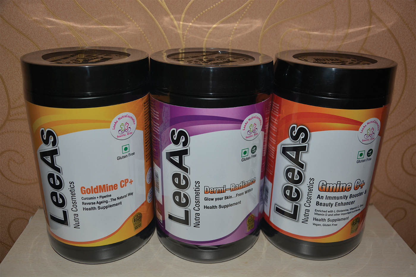 LeeAS presents products for healthy living