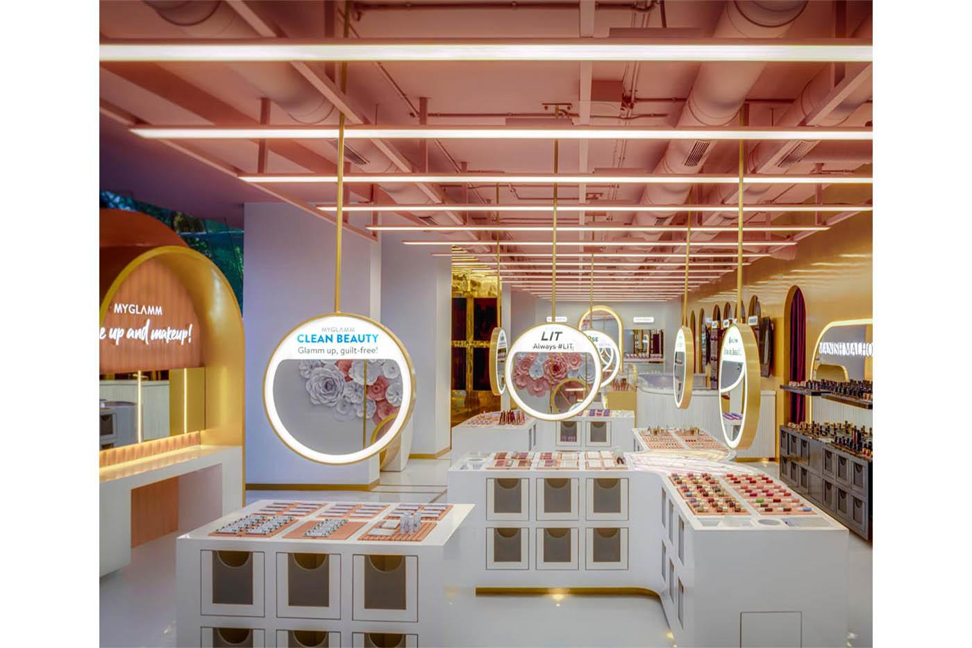 2. MyGlamm launches largest experiential store in Mumbai
