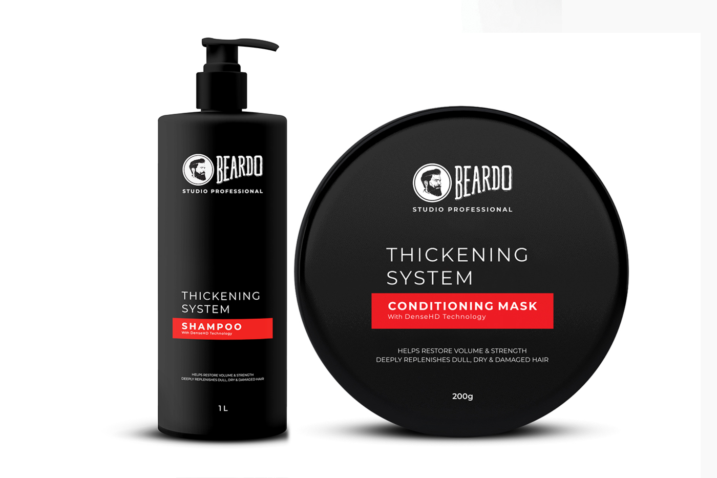 Beardo presents professional haircare products