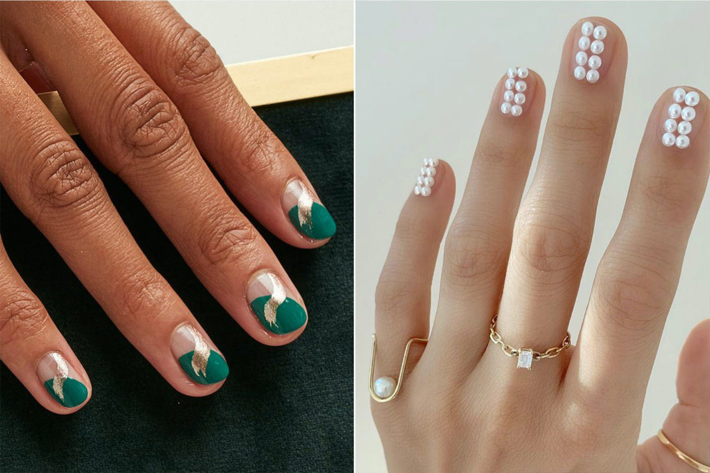 Hottest nail trends for the holiday season
