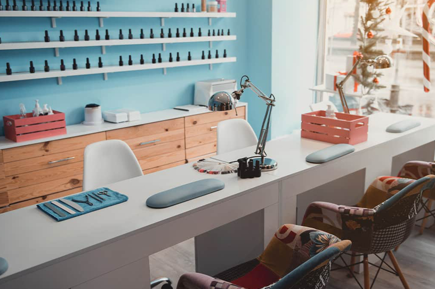 Nail salons in California to shut down temporarily