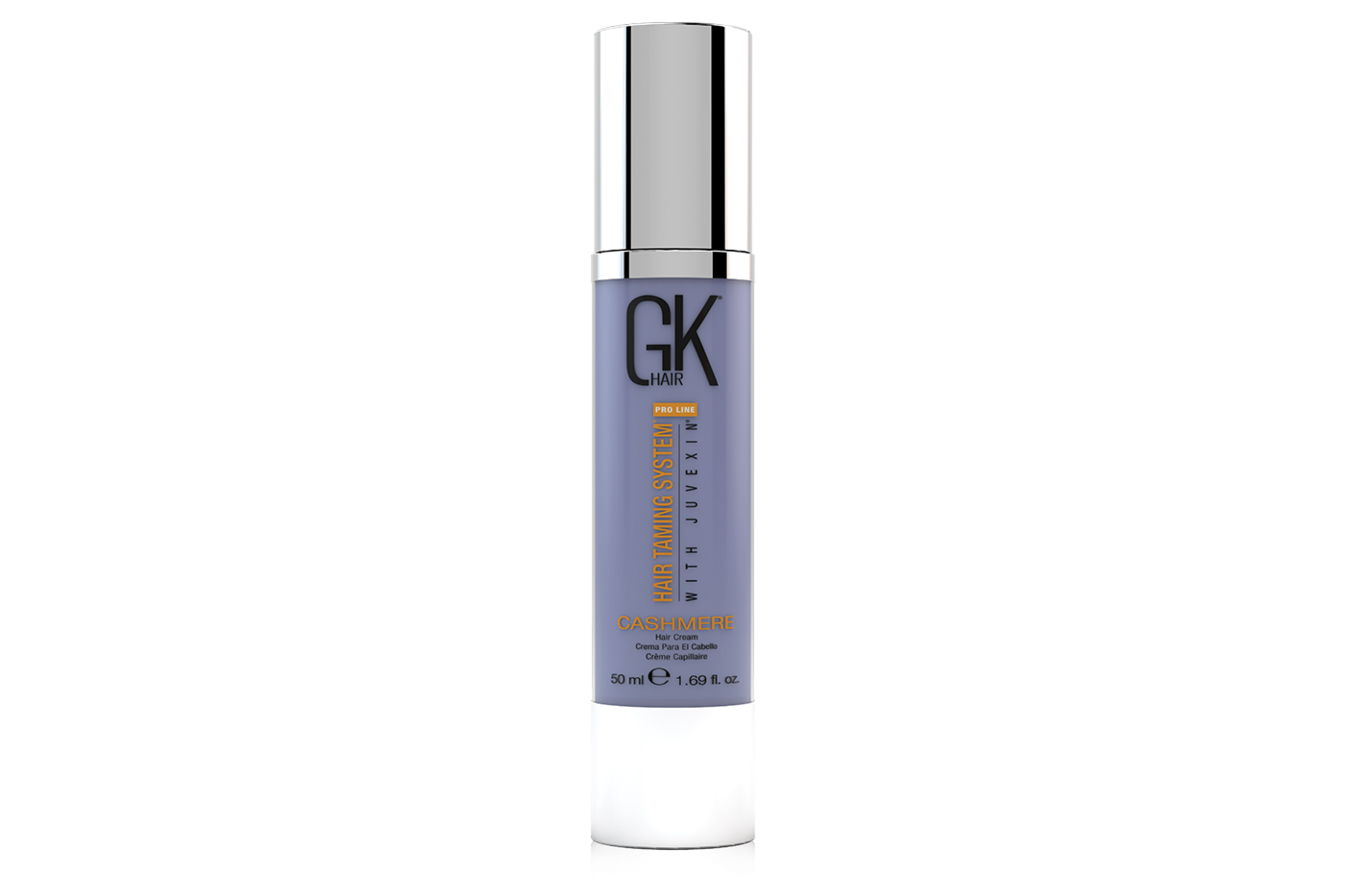 Get frizz-free and shiny hair with GK Hair