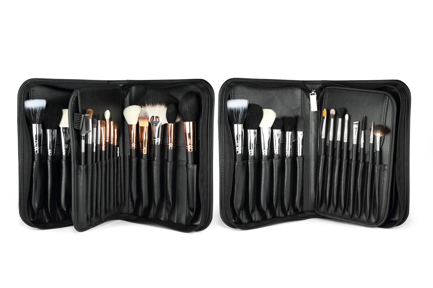 Proarte presents professional brush set