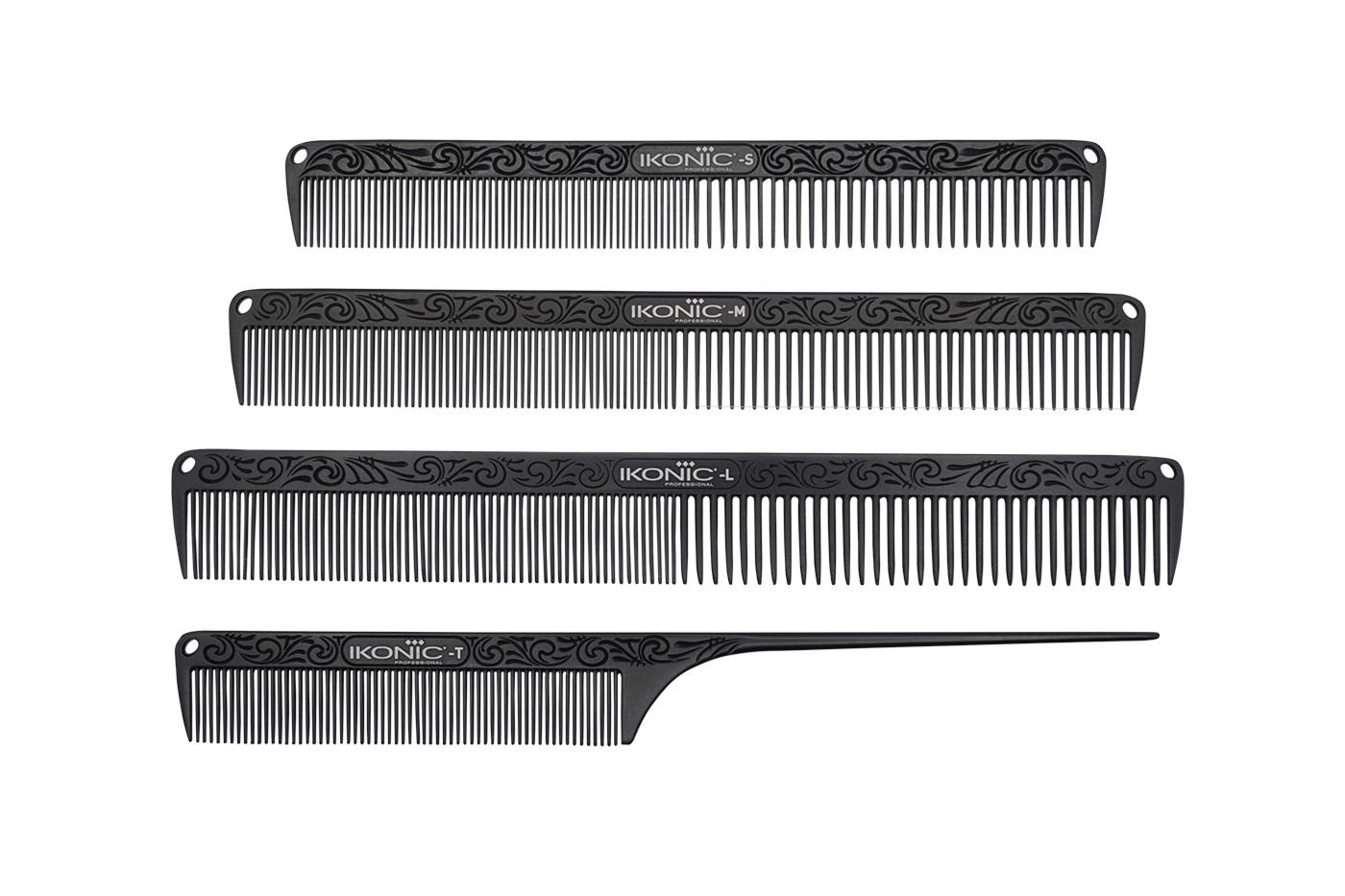 Ikonic offers comb for effortless hair cutting process