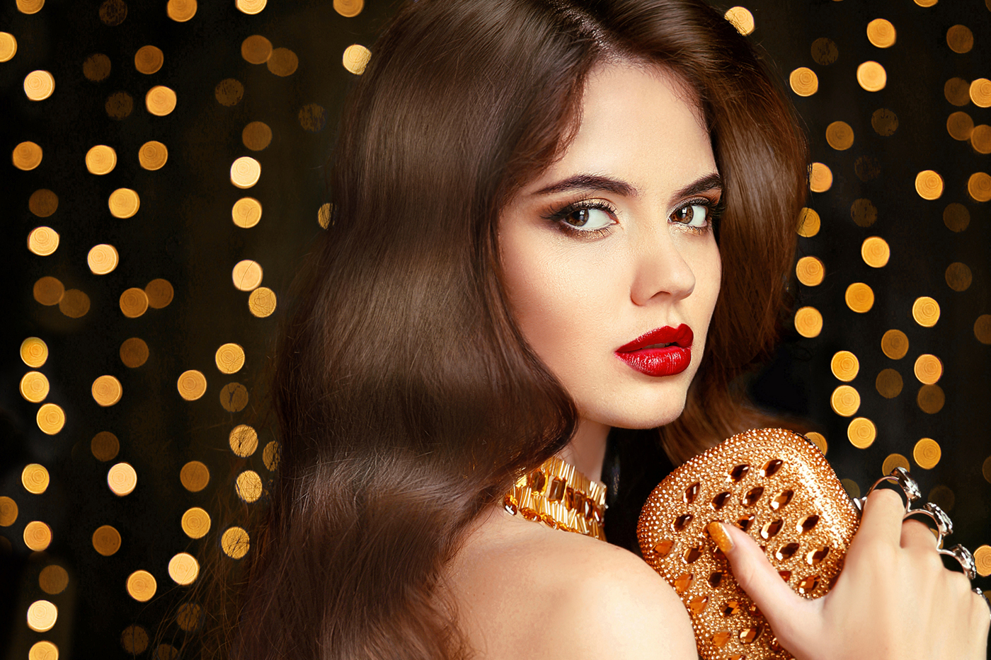 12 Party Make-up and Hair Essentials
