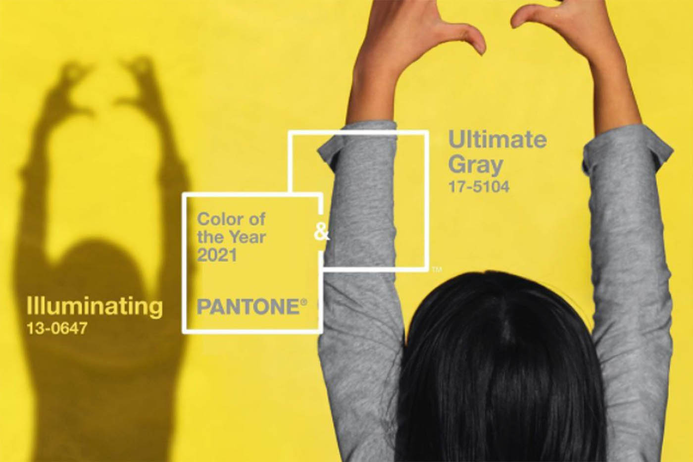 Pantone chooses two shades as colour of the year for 2021