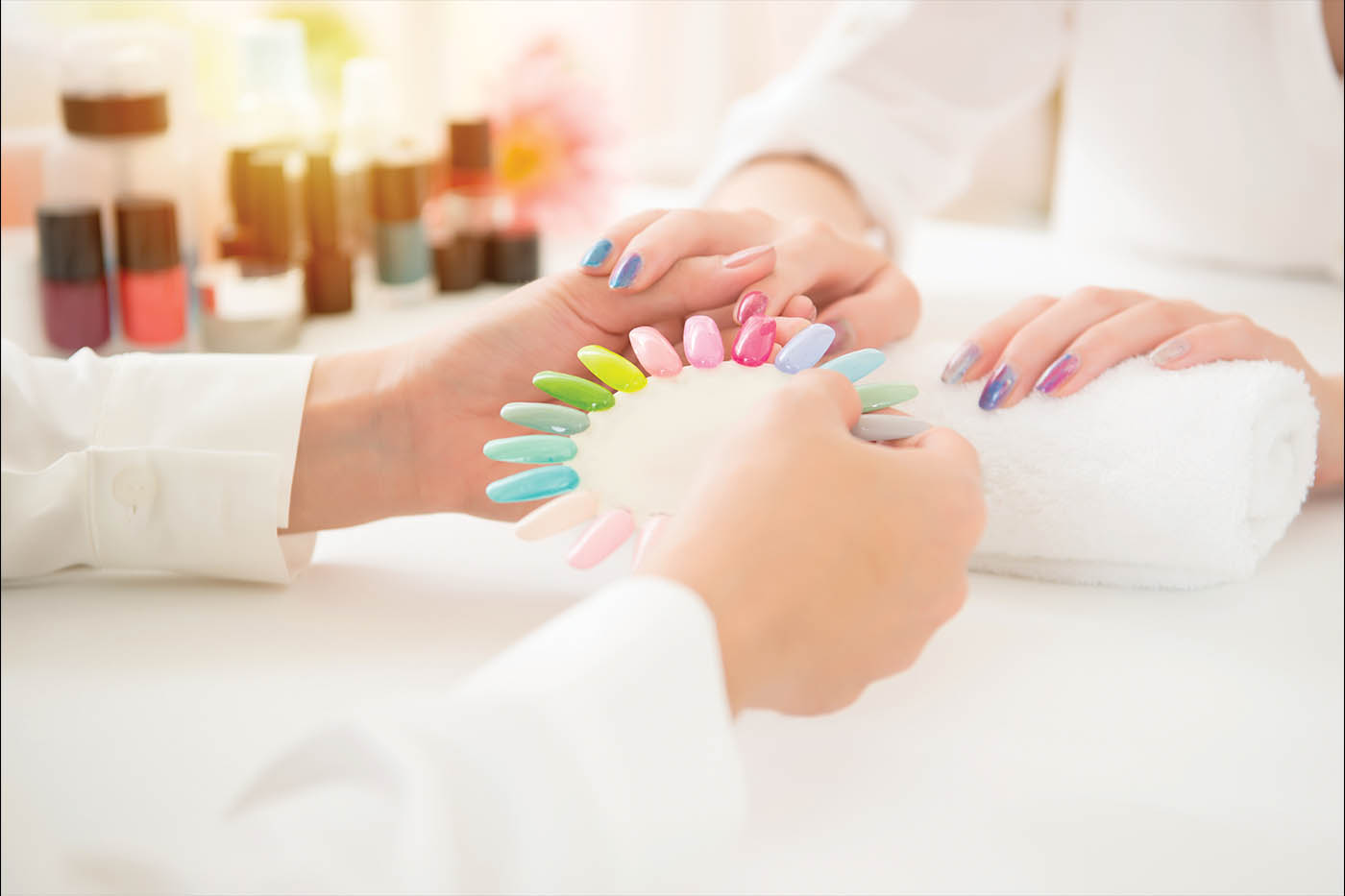 Nail Art Consultation Tips