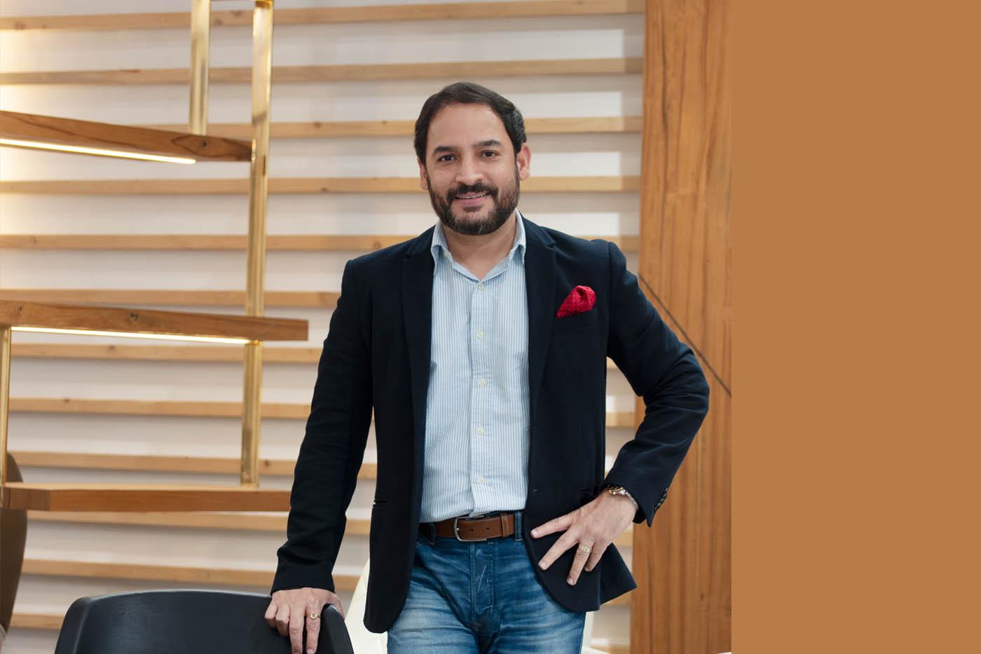 BRAND TALK with Durgesh Sharma Director, MARC Salon & Beauty Equipments Pvt. Ltd.