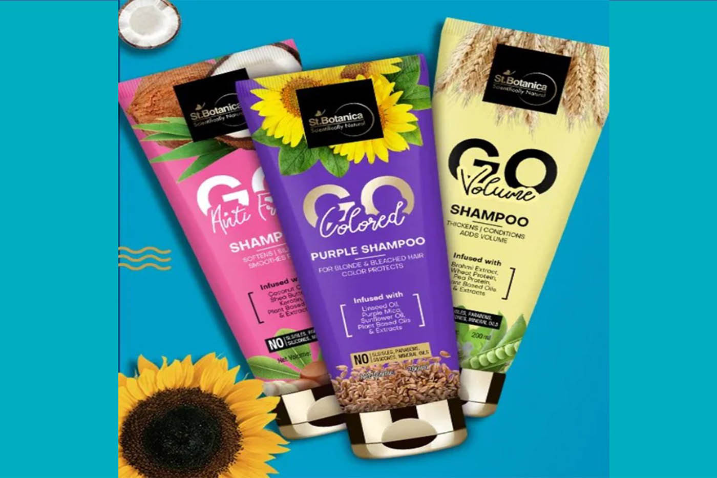 St. Botanica launches premium 'GO range' for hair care