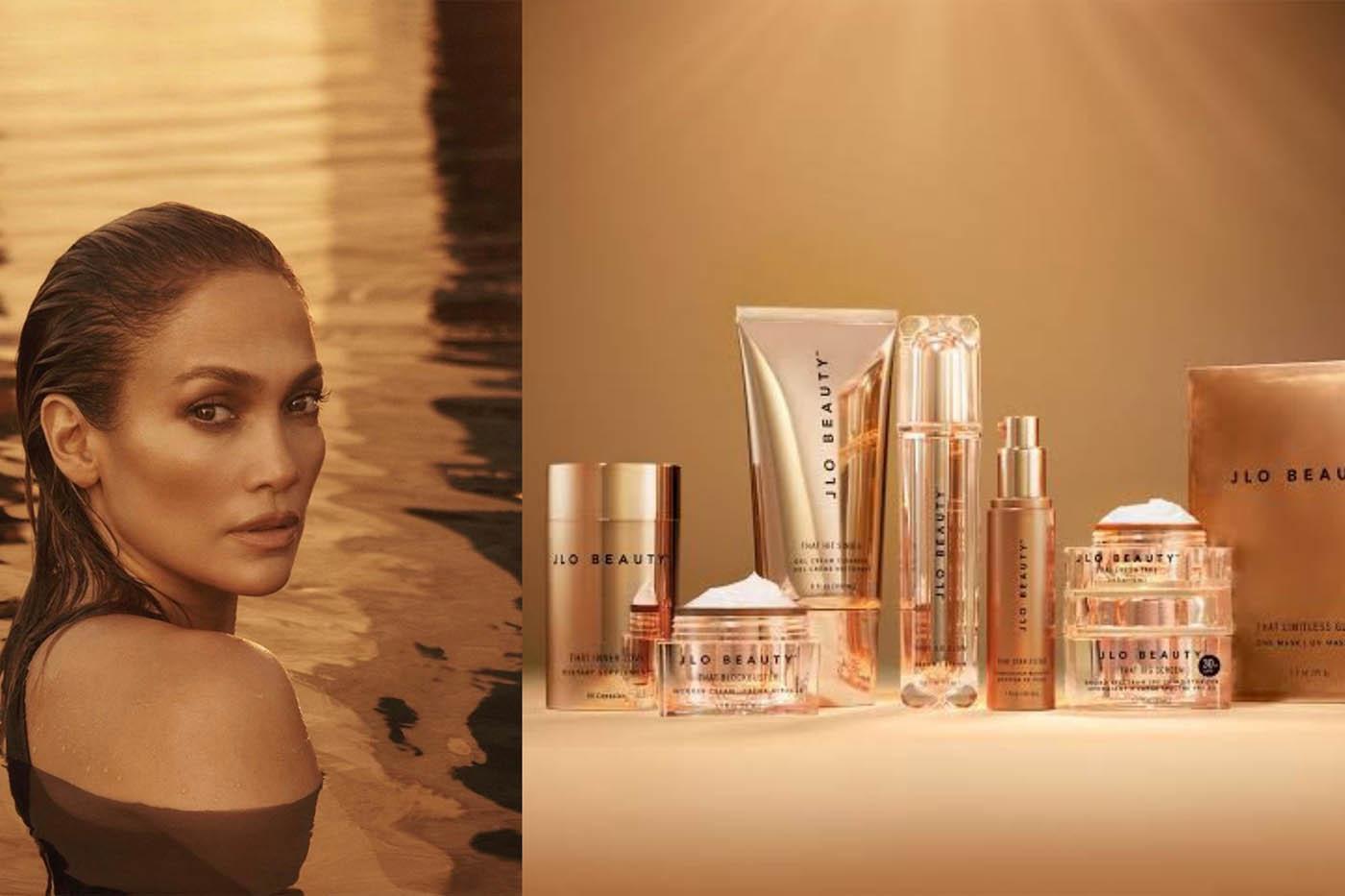 Jennifer Lopez launches J Lo Beauty, a new skincare line