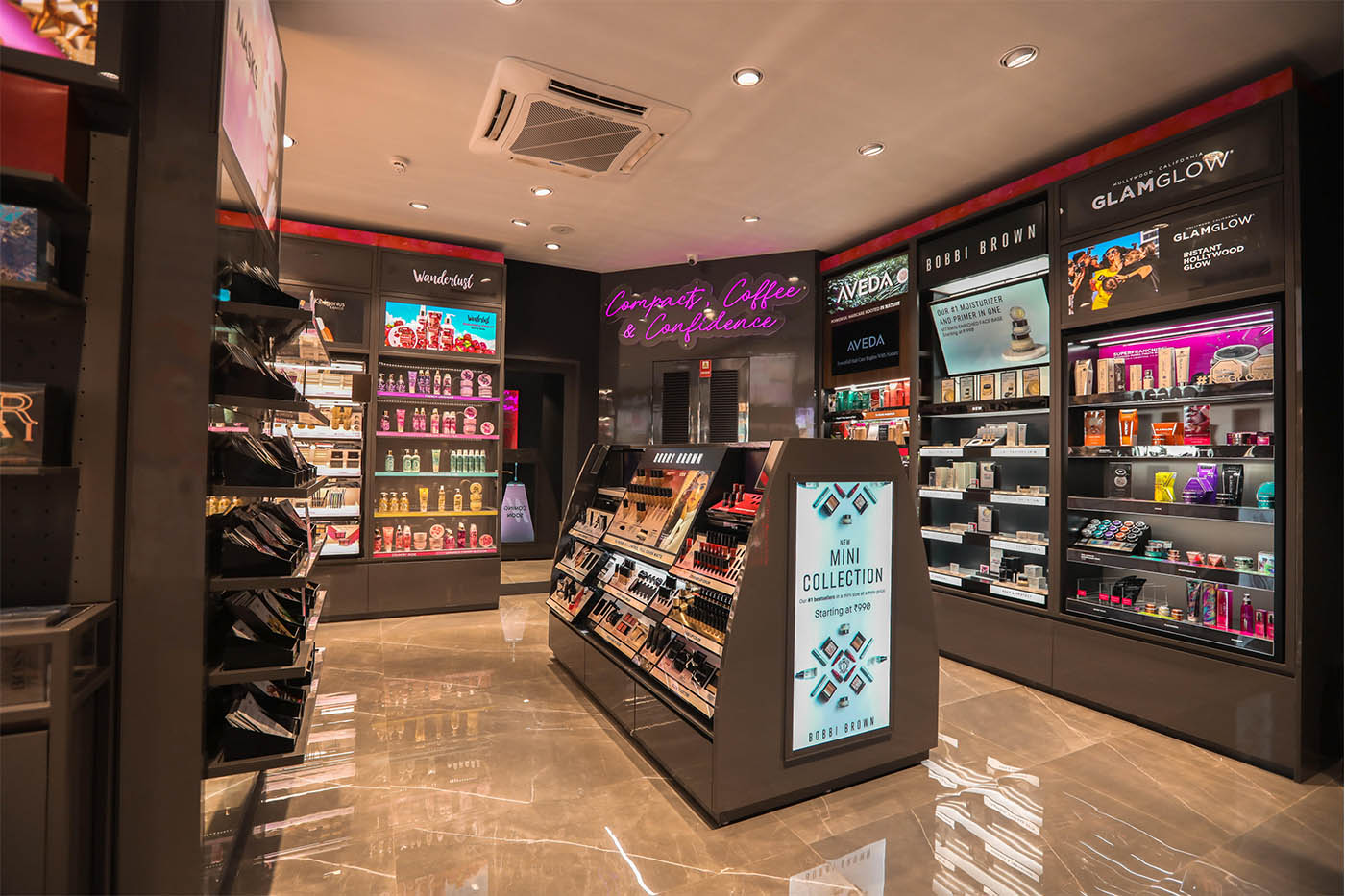 Nykaa unveils Luxe store in South Mumbai