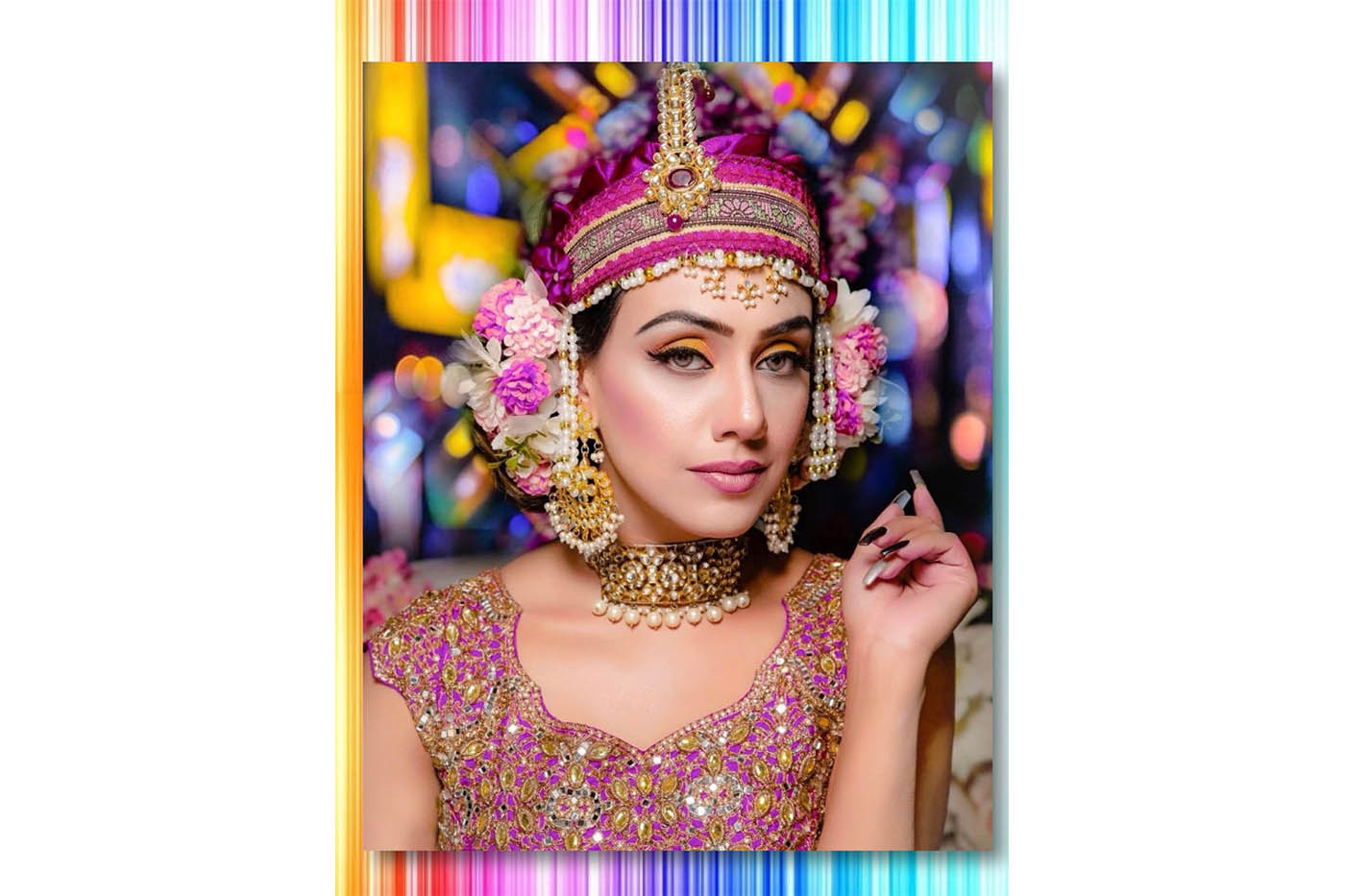 Airbrush Make-up Bridal Look