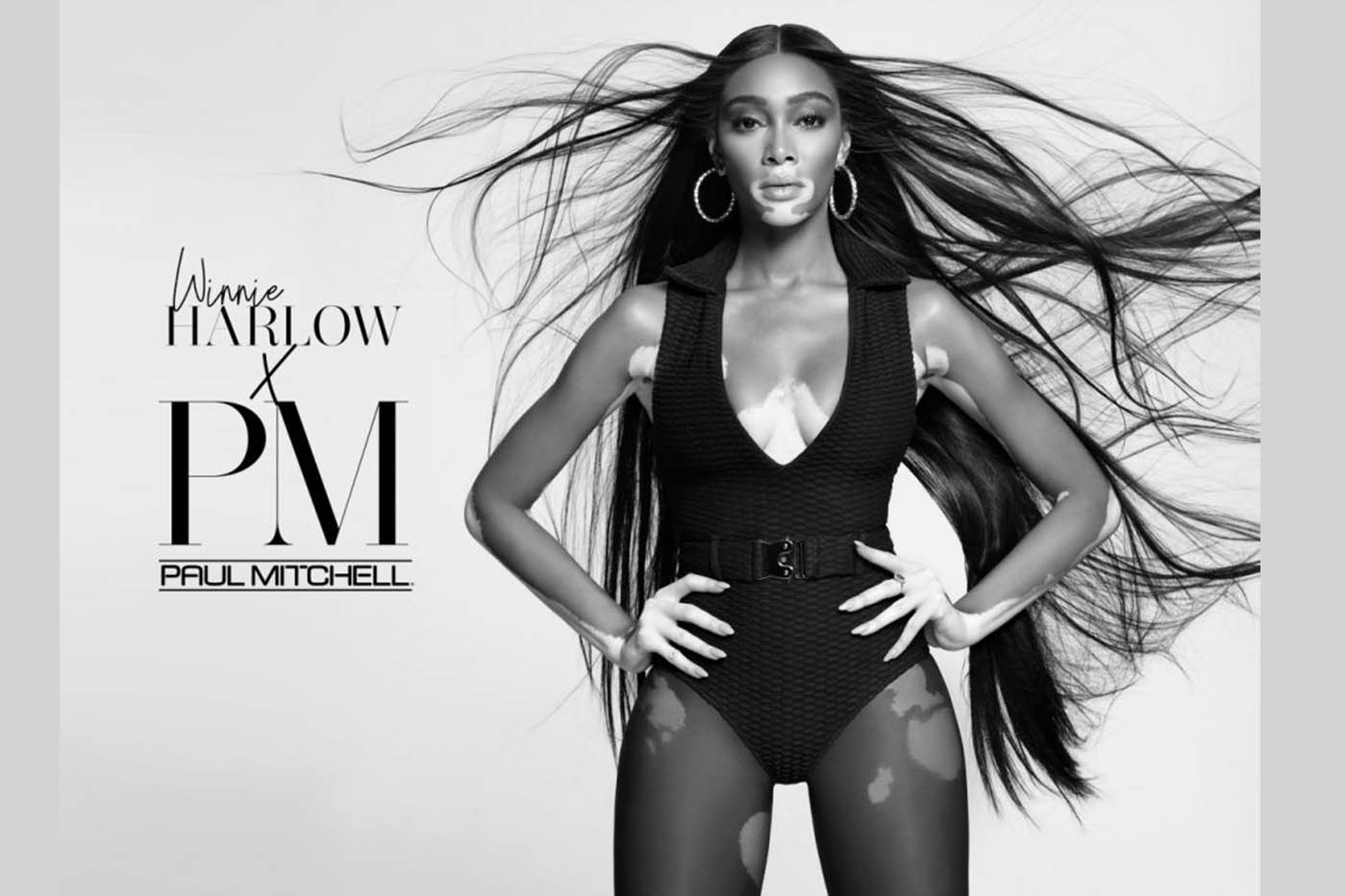 Paul Mitchell chooses Winnie Harlow as Global Brand Ambassador
