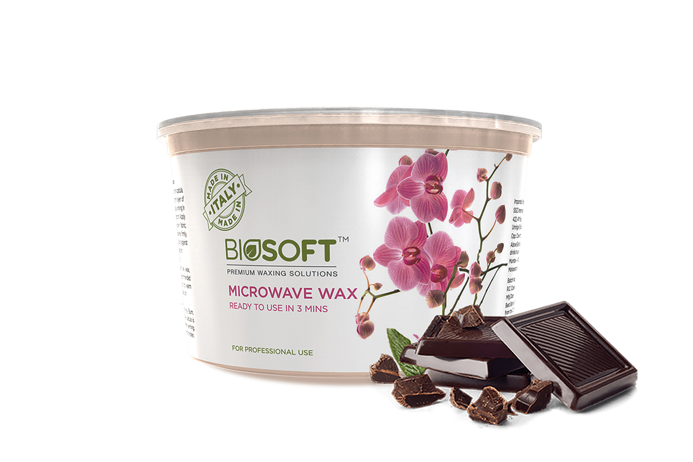 Therapeutic waxing experience with Biosoft