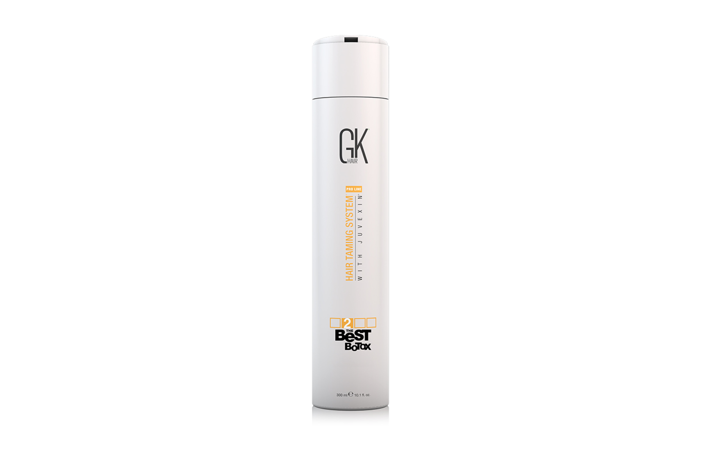 GK Hair unveils revolutionary hair treatment