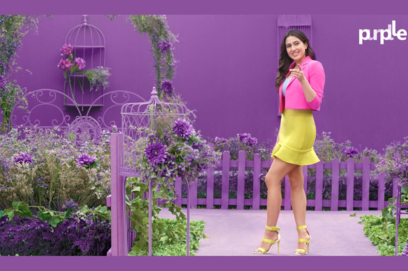 Purplle.com signs Sara Ali Khan as the brand ambassador
