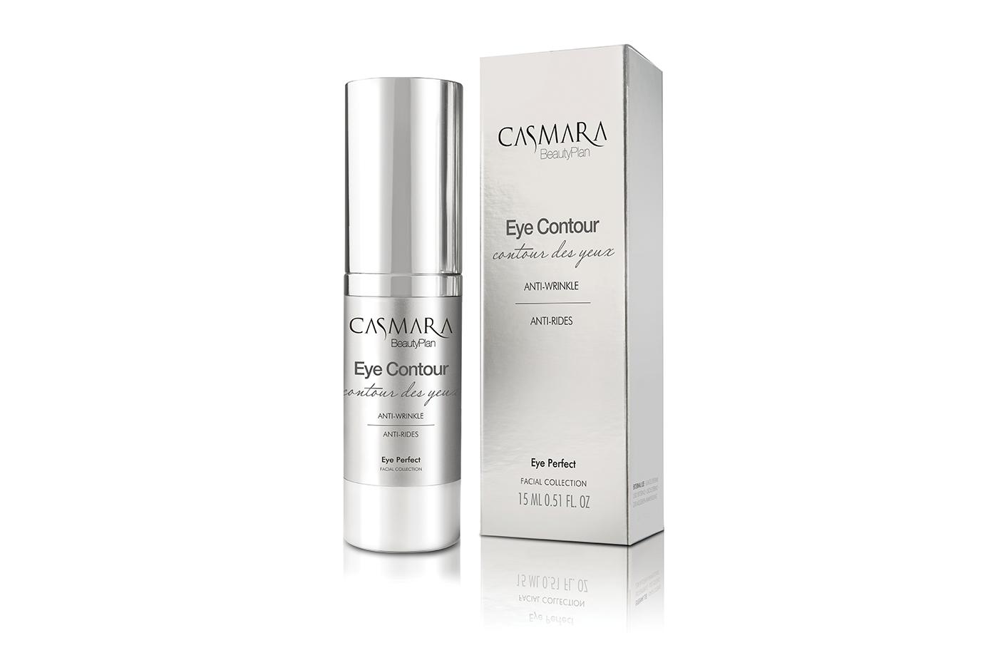 Casmara's formula for healthy eyes