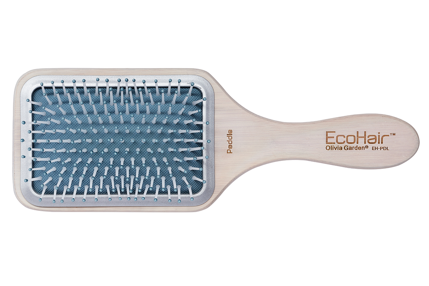 Olivia Garden's eco-friendly hair brush