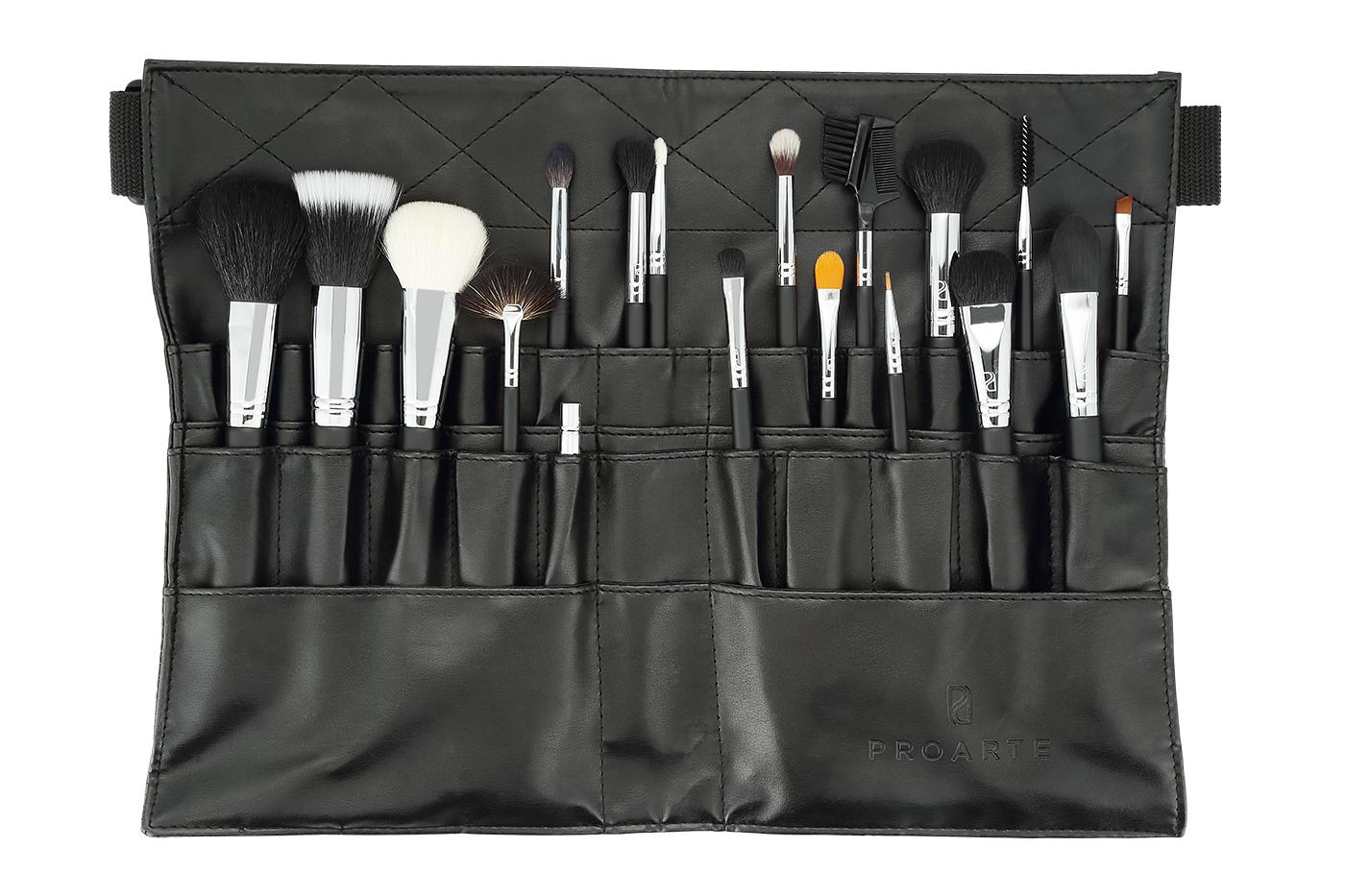 Proarte's Make-up Brush Set for artists