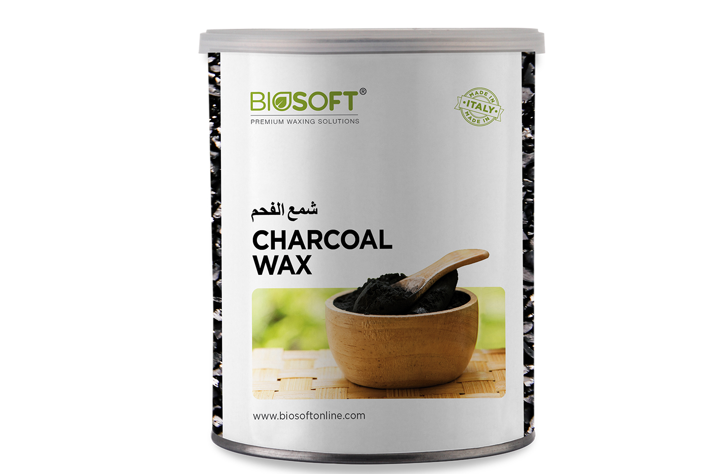 Biosoft's wax for gentle hair removal