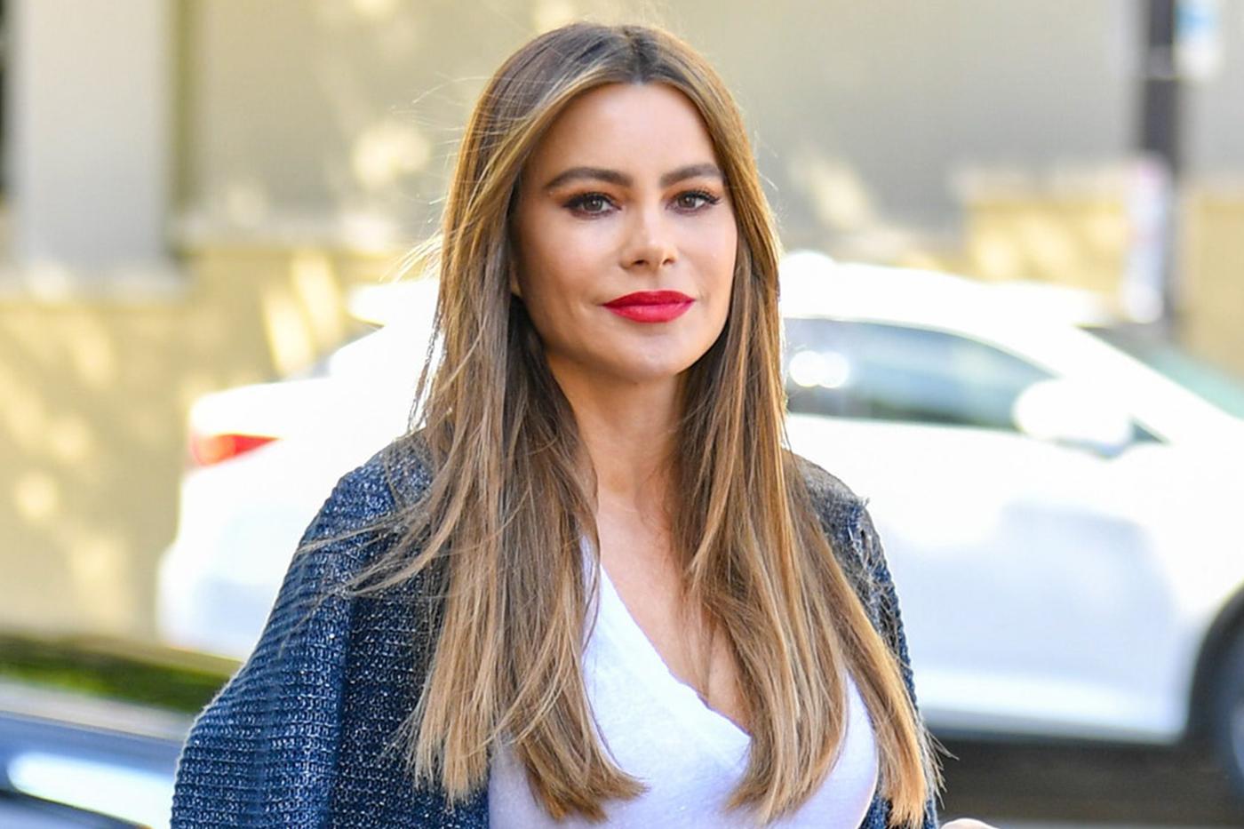 Sofia Vergara launches beauty brand