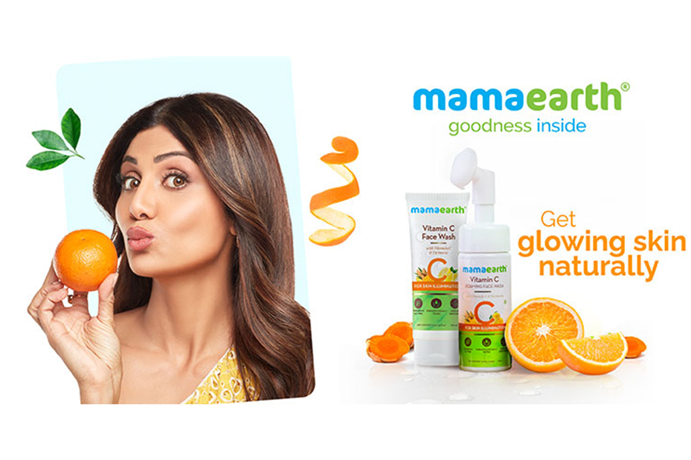Mamaearth unveils first TVC with Shilpa Shetty Kundra