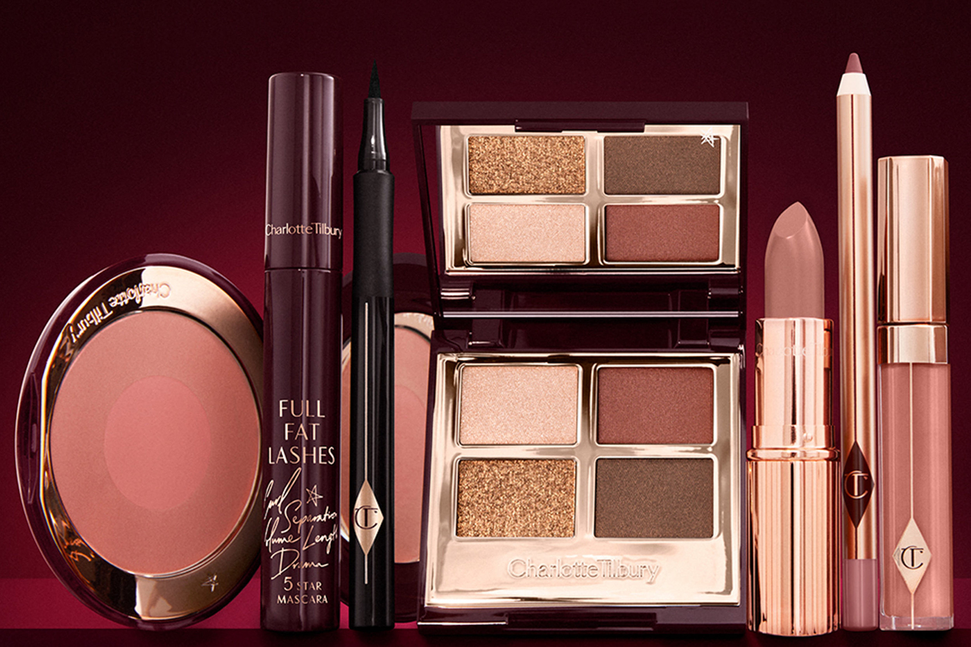 Charlotte Tilbury launches in India