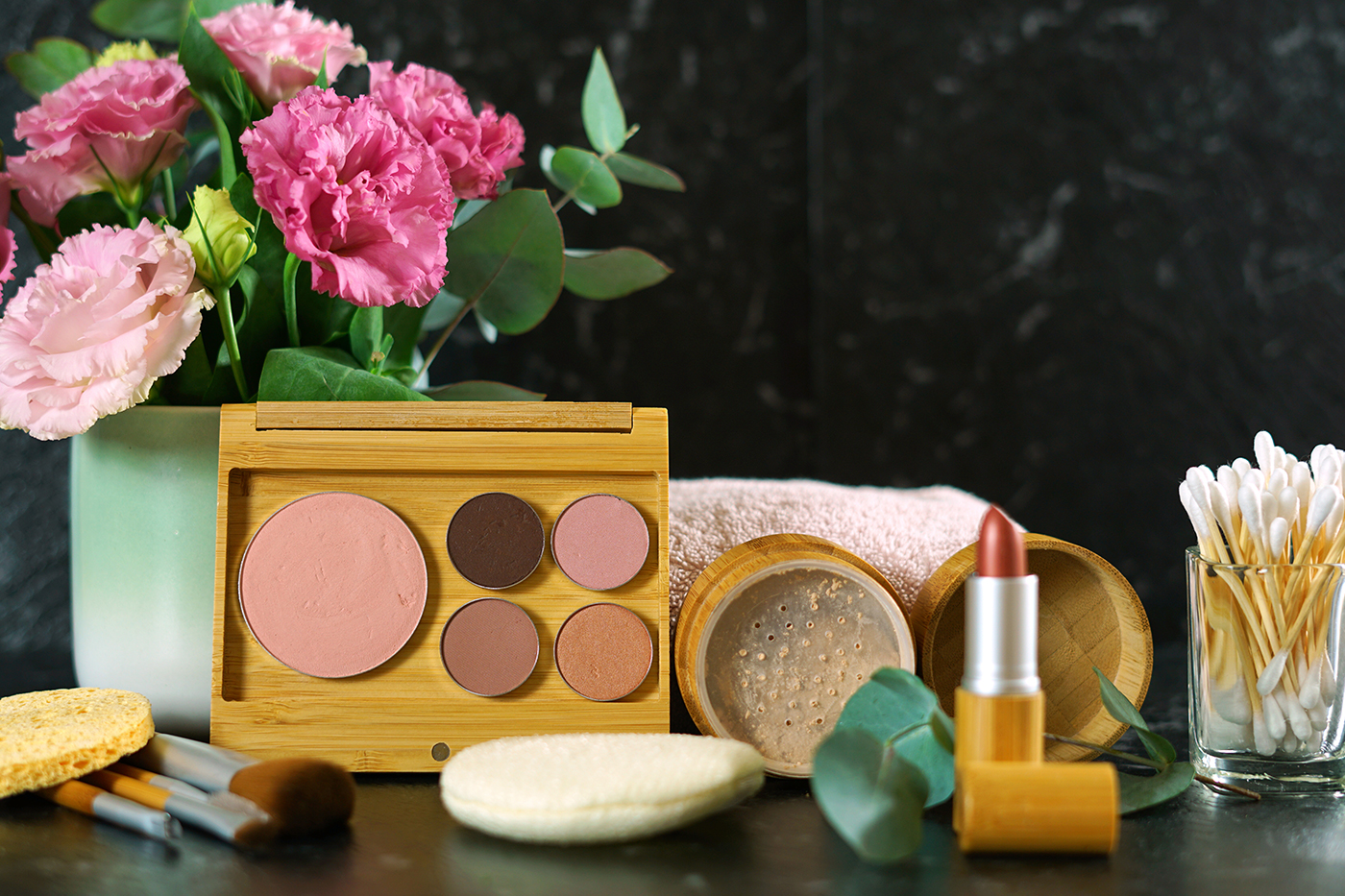 Beauty brands focus on sustainability