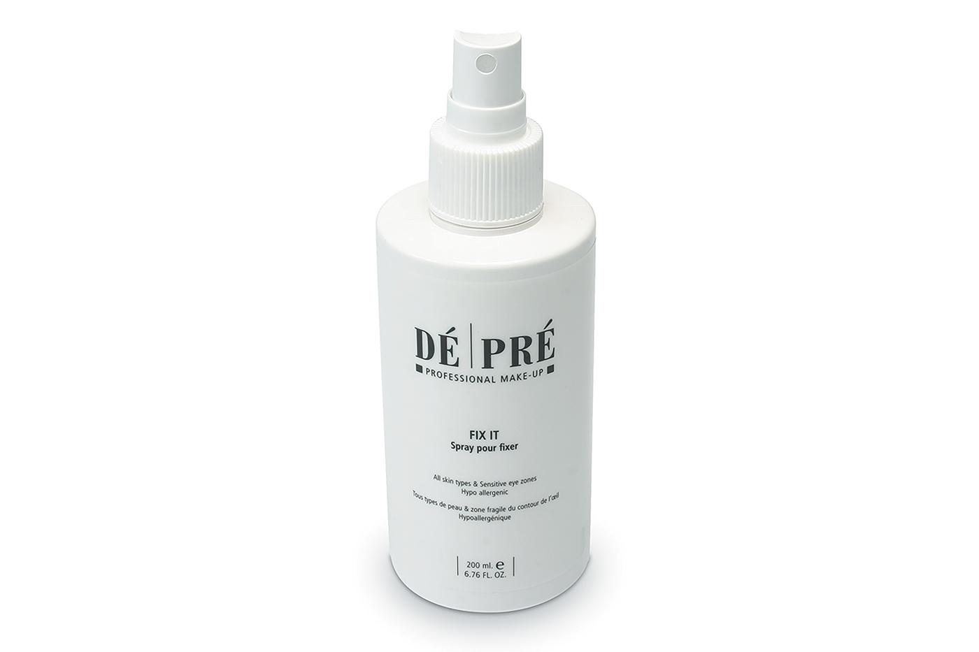 Make-up Studio's fixing spray for flawless skin