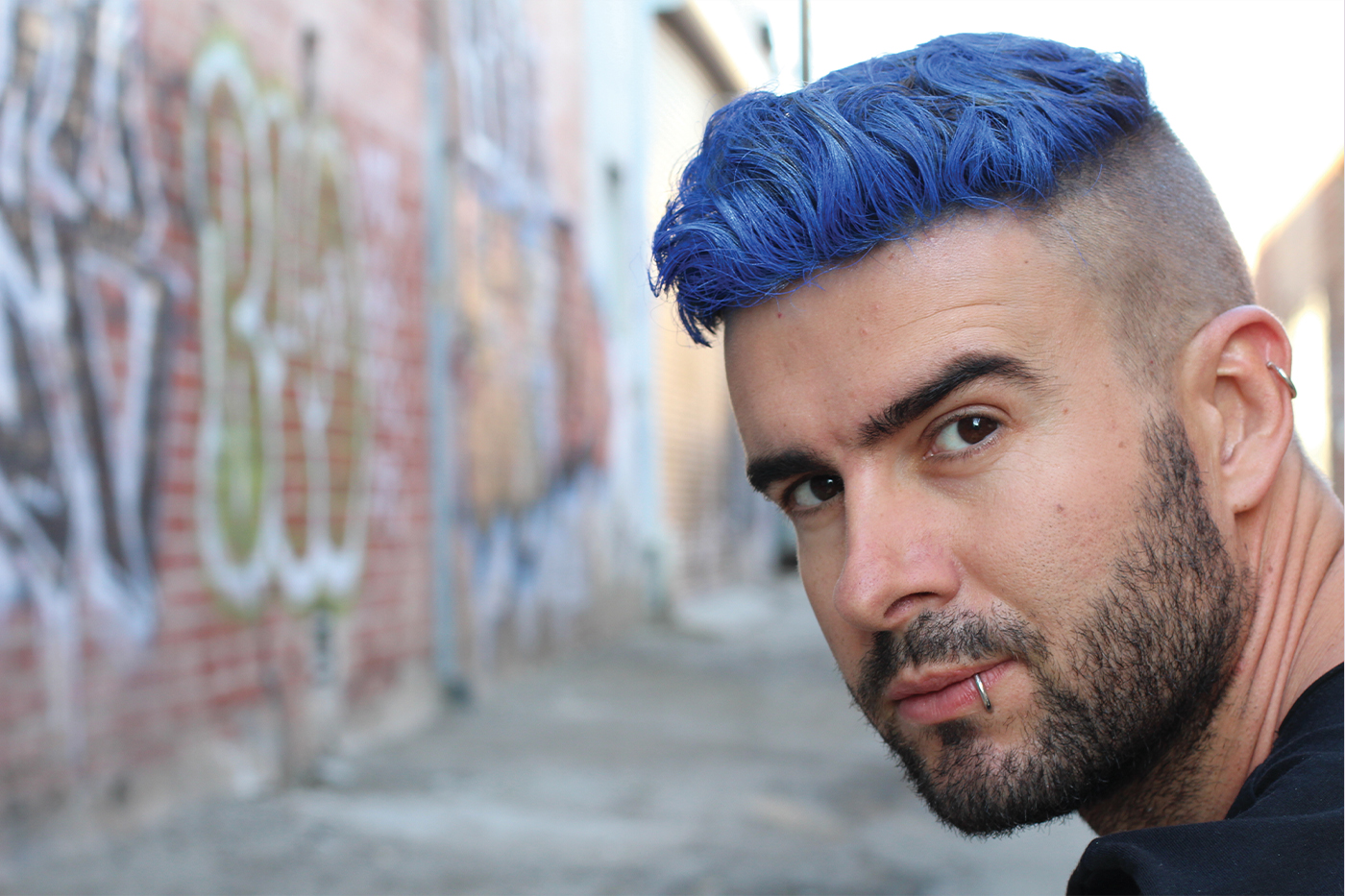 Trending Hair Colours for Men in 2021
