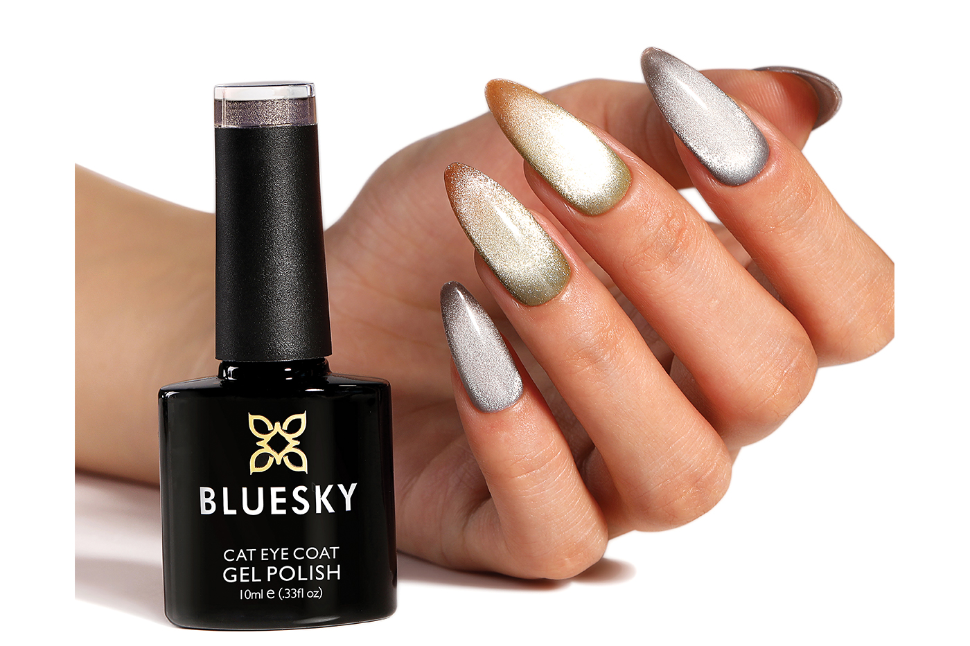 Create magic with Bluesky's Special Colours range for nails