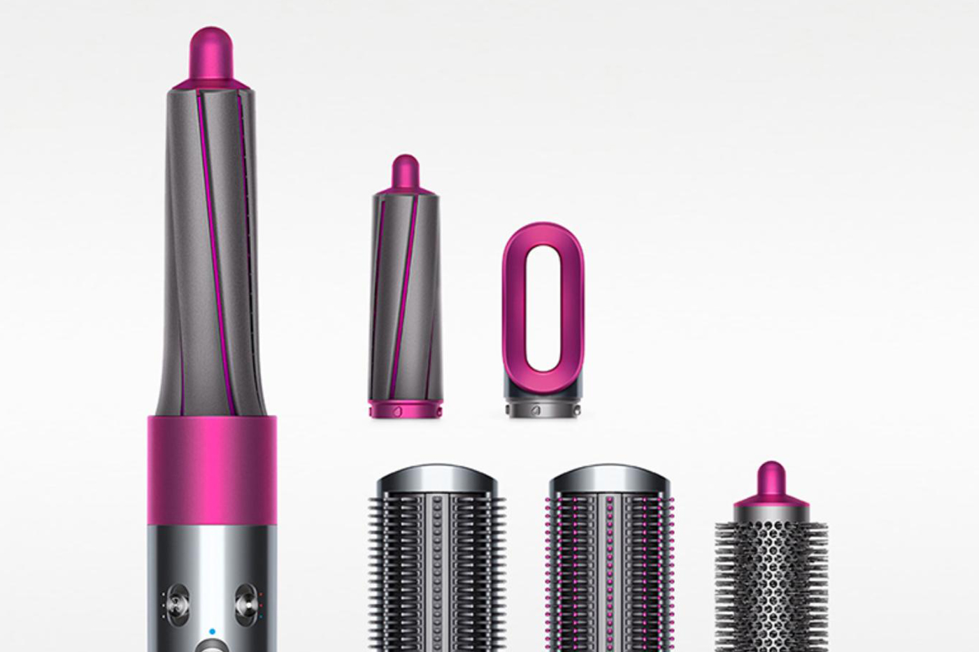 Professional Hairstyling Kit