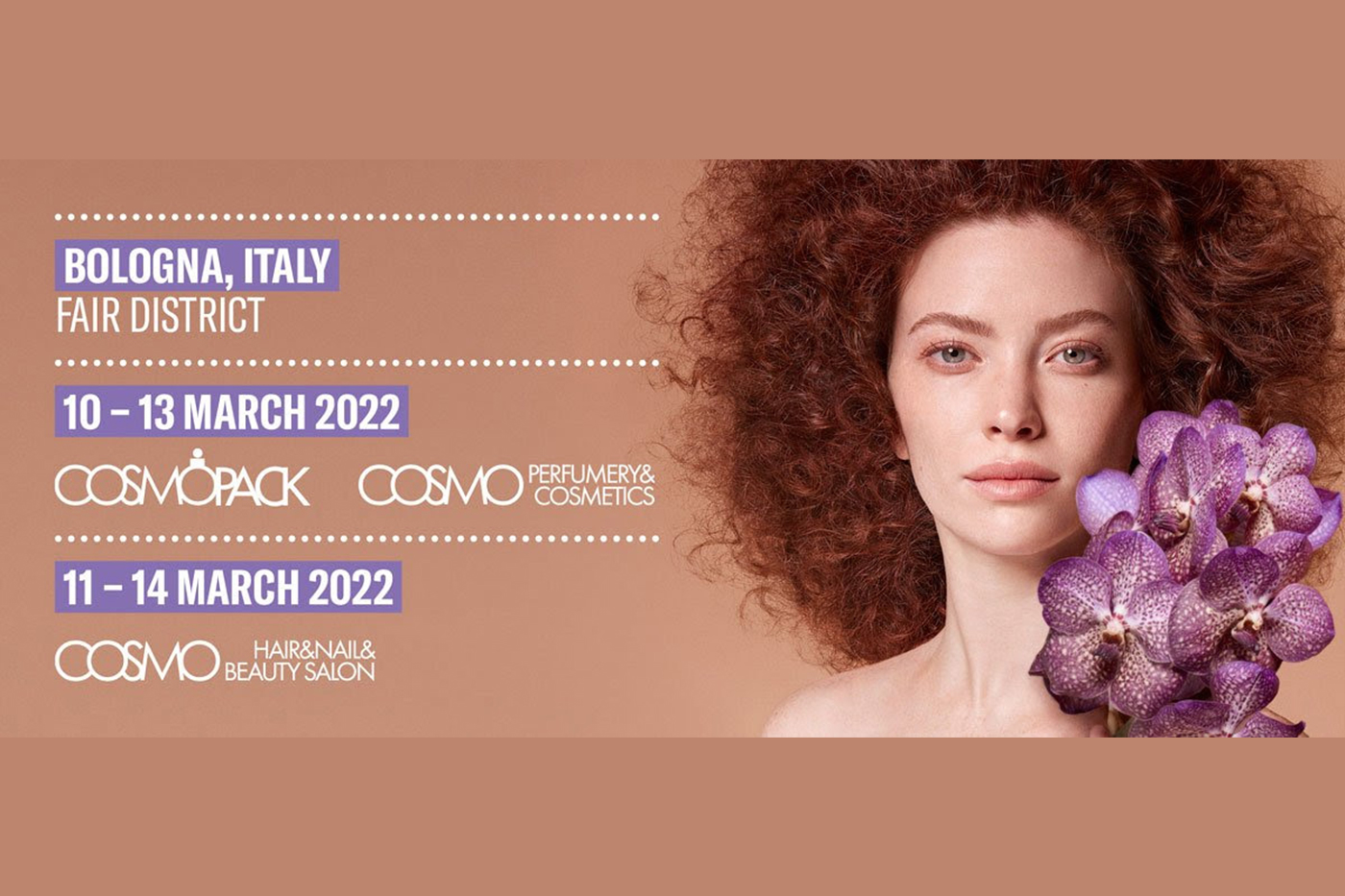 53rd edition of Cosmoprof Worldwide now postponed to March 2022