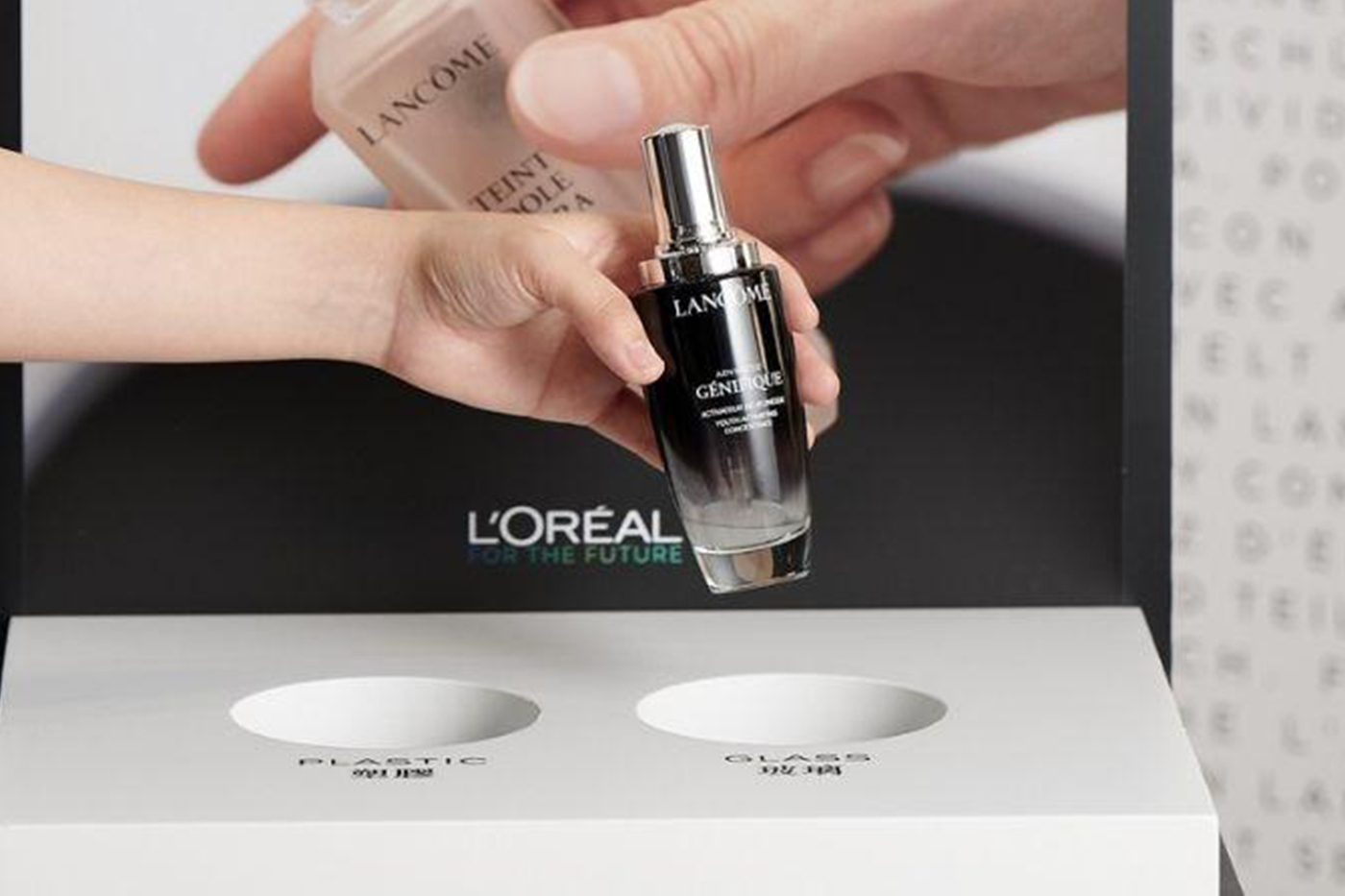 L'Oréal Hong Kong starts recycling program with its 13 beauty brands