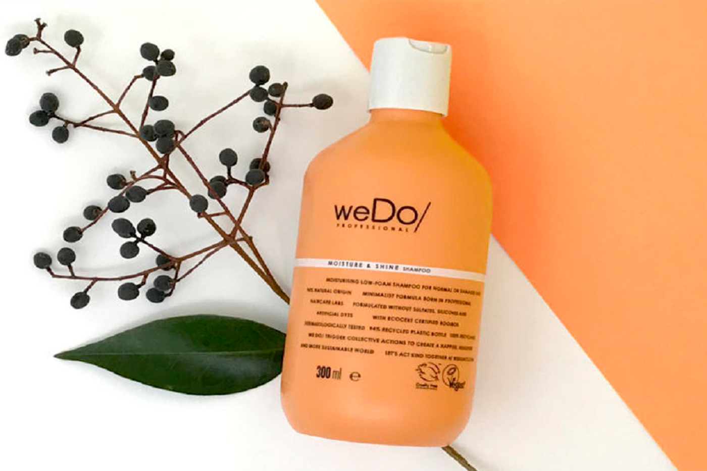 1. Wella launches weDo/ Professional, an eco-ethical brand in India