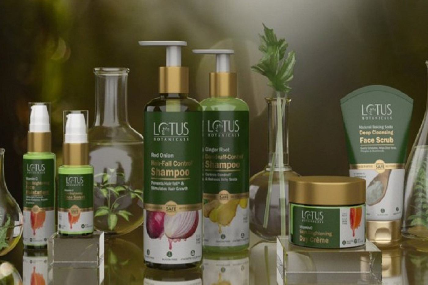 Lotus Herbals' clean beauty brand aims to cross $ 10 mln in 2021