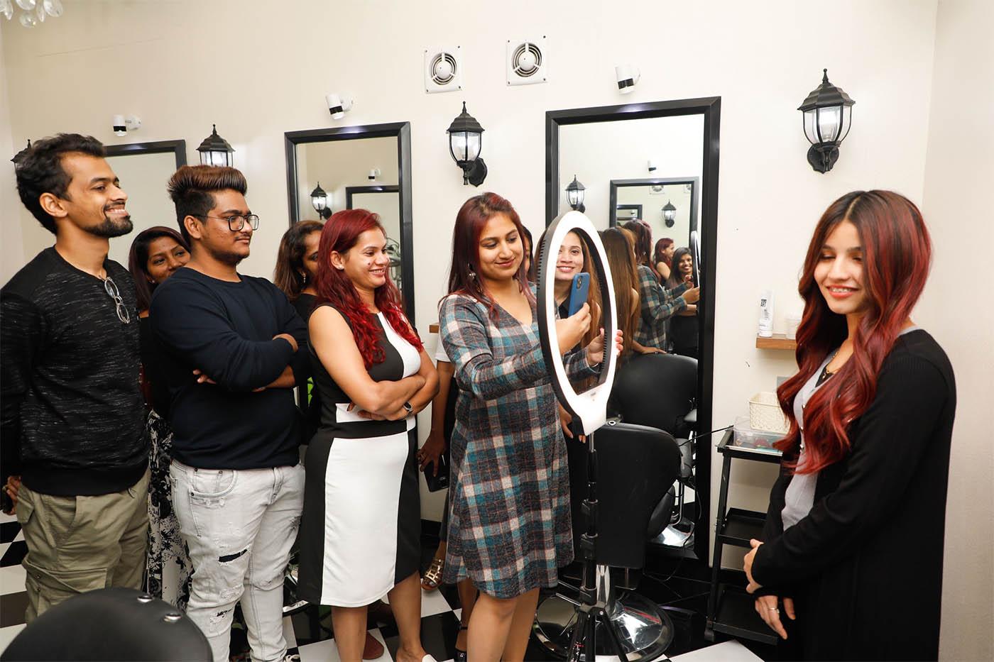 Hair Castle Salon unveils digital academy for salon professionals